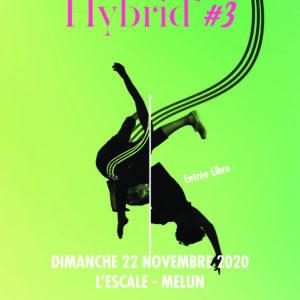 Affiche DansHybrid #3