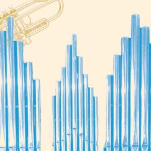 Orgue, trompettes et timbales
